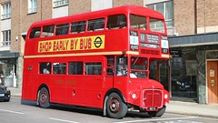 London Transport - RM5 - VLT5 (Waterford_Man) Tags: rm5 vlt5 routemaster londontransport aec