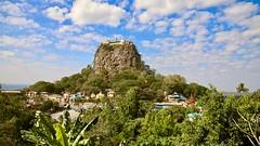 Mount Popa (Andrzej Olszewski) Tags: burma myanmar asia southeastasia