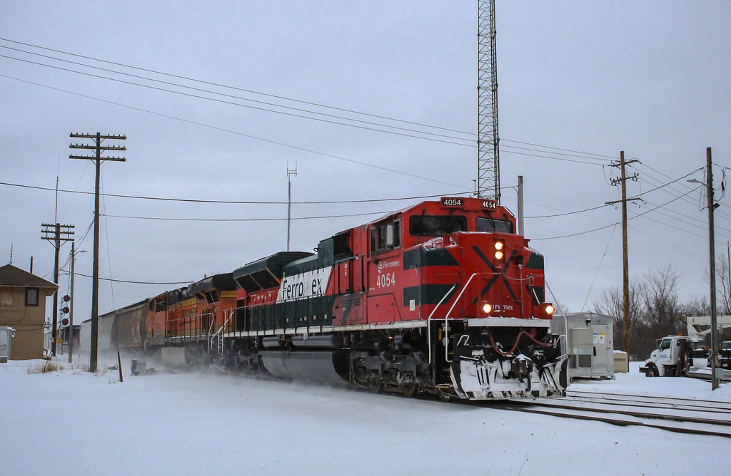 The World's newest photos of bnsf and es44ac - Flickr Hive Mind