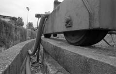 MCM | Archeologia Industriale (Marco Martucciello) Tags: mcm salerno nikonf6 ilfordhp5 cotoniere manifatturecotonieremeridionali archeologiaindustriale abandoned