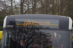 IMGP8719 (Steve Guess) Tags: brooklands weybridge surrey england gb uk bus rally openday stagecoach alexander dennis enviro 200 glide guildford park ride byd battery electric parkride mmc lj68czb