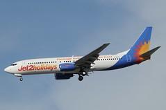 G-DRTB (LIAM J McMANUS - Manchester Airport Photostream) Tags: gdrtb jet2holidays jet2com jet2 channex ls exs packageholidaysyoucantrust boeing b737 b738 738 b73h 73h boeing737 boeing737800 egcc manchester man