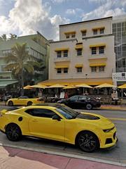 South Beach | Art Deco (Toni Kaarttinen) Tags: usa unitedstates florida wpb america miami miamidade southbeach artdeco architecture sportscar