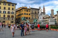 Italy - Firenze (andrei.leontev) Tags: italia italie italy florence florenz firenze centre ville city center