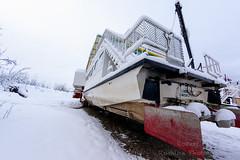 _ROS5061-Edit.jpg (Roshine Photography) Tags: transportation yukonriver paddlewheeler yukonquest boats winter yukonterritory klondikespirit dawsoncity yukon canada ca