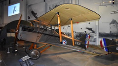 Royal Aircraft Factory S.E.5A c/n 688/2404 United Kingdom Air Force serial F938 (sirgunho) Tags: royal air force raf museum hendon london england united kingdom preserved aircraft aviation factory se5a cn 6882404 serial f938