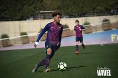 DSC_5036 (VAVEL España (www.vavel.com)) Tags: fcb barcelona barça juvenil dh zaragoza cantera masia planterfcb fútbol football soccer futebol azulgrana blaugrana culé
