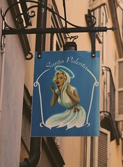 Polenta restaurant. (giuselogra) Tags: food polenta city urban torino turin piedmont piemonte italia italy