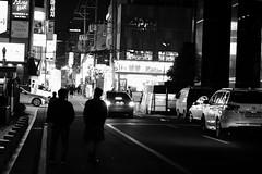 Gangnam Scene (RW Sinclair) Tags: green seoul korea gangnam fujifilm fujinon xt1 xf56mmf12r xf56 56mm bokeh bokehporn winter 2019 february street streetphotography urban city citylife people