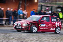 Damir Krvar Filip Krvar HRV / HRV AK Delta Sport Alfa Romeo 145 QV (Dag Kirin) Tags: damir krvar filip hrv ak delta sport alfa romeo 145 qv rally kumrovec 2019
