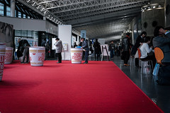 CUP NOODLE (ゑびす) Tags: cupnoodle nissin カップヌードル 日清 cp+ cp+2019 横浜 みなとみらい パシフィコ横浜 sigma dp2m dp2merrill merrill foveon