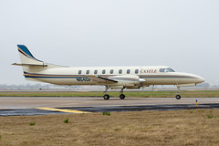CASTLE (thetford569) Tags: kdal locations dallas love field swearingen metroliner castle aviation aircraft prop