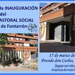 17.3.19 Centro de Pastoral Social: inauguración