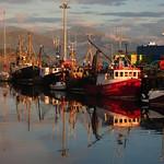 Le soir vient, Ullapool, Ross and Cromarty, Ecosse, Grande-Bretagne, Royaume-Uni. thumbnail