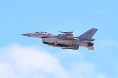 Belgian F-16A FA-136 (Ian E. Abbott) Tags: generaldynamics lockheedmartin sabca f16am f16a f16 fightingfalcon belgianaircomponent belgianairforce belgischeluchtmacht forceaériennebelge fa136