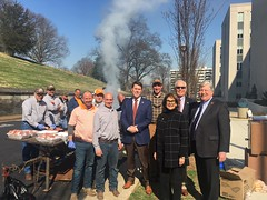 2019 Lincoln County Fayetteville Hamburger Day on the Hill- Livestock Association