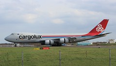 LX-VCC Boeing 747-8R7F Cargolux (R.K.C. Photography) Tags: lxvcc boeing b747 7478r7f cargolux freighter cargo aircraft airliner aviation stansted essex england unitedkingdom uk londonstanstedairport stn egss canoneos100d