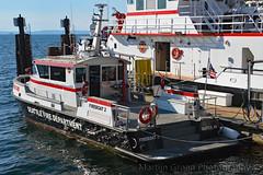 Fireboat 2 (Martijn Groen) Tags: seattle washington usa unitedstates september 2018 firedepartment fireboat emergency sfd firestorm50 metalcraftmarine boat ship vessel