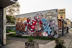 St. Pauli Graffiti Photo Walk 4/4 (Hamburg PORTography) Tags: graffiti hamburg sankt pauli stpauli sanktpauli photowalk 2019 hoonose68 germany deutschland sgrossien grossien md sr fuji xmount fujifilm xe1 adapted adapter lens objektiv focalreducer manual metabones speedbooster ultra mdxmount rmc tokina 24mm 128 kleinefreiheit againstautotagging