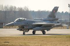 IMG_5215@L6 (Logan-26) Tags: lockheed martin f16cj fighting falcon 4041 msn jc2 poland air force siauliai international aqq eysa lithuania military aleksandrs čubikins