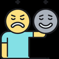 Passive Aggresive Personality Disorder: Passive aggressive personality disorder is a clinical personality disorder. It is also known as negativistic personality disorder. (Eric Van Buskirk) Tags: psychology psychologicaldisorders mentalhealth anxiety psychosis illustrations icons