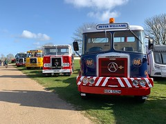 Norwich Showground 2019 (South Strand Trucking) Tags: vintge show lorry classic scania tractor commer dodge norfolk atkinson up line