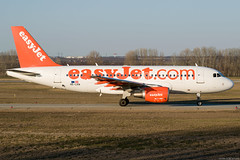 OE-LKN (Andras Regos) Tags: aviation aircraft plane fly airport bud lhbp spotter spotting easyjet easyjeteurope airbus a319