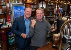 footballlegends_418 (Niall Collins Photography) Tags: ronnie whelan ray houghton jobstown house tallaght dublin ireland pub 2018 john kilbride