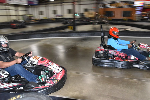 Team Building Company Outings Go Karts Near Raleigh Nc Rush