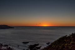 Sunset over the Farallon Islands (skot917) Tags: 2018 afs1635mmf4 coastaltrail d810 farallonislands nikon sanfrancisco sunset