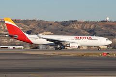 EC-MMG A330-202 Iberia (eigjb) Tags: lemd madrid airport barajas aeropuerto international espana spain jet transport aviation plane spotting aircraft airplane airliner aeroplane 2019 ecmmg a330202 iberia airbus a330