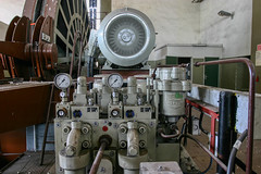 Hydraulik (Friedhelm Dötsch) Tags: bergwerk coalmine niederberg