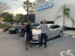 Thanks Eric! (Autolinepreowned) Tags: autolinepreowned highestrateddealer drivinghappiness atlanticbeach jacksonville florida