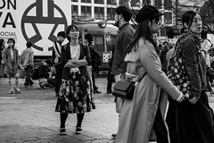 That's Just Silly, Why Would A Grown Man Grow A Beard Like That (burnt dirt) Tags: asian japan tokyo shibuya station streetphotography documentary candid portrait fujifilm xt1 bw blackandwhite laugh smile cute sexy latina young girl woman japanese korean thai dress skirt shorts jeans jacket leather pants boots heels stilettos bra stockings tights yogapants leggings couple lovers friends longhair shorthair ponytail cellphone glasses sunglasses blonde brunette redhead tattoo model train bus busstation metro city town downtown sidewalk pretty beautiful selfie fashion pregnant sweater people person costume cosplay boobs