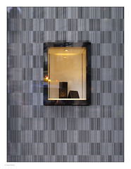 _8018673 mf copy 01 (Michael Fleischer) Tags: copenhagen city daylight moment building light grey pattern vitrine sigma 50mm f14 art glas window