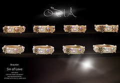 Sin Of Love (Shena Neox) Tags: bracelet wedding jewelry fashion model blogger opia event