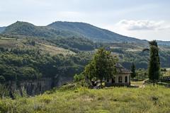 Osumi Canyon, Albania (18-7-2018) (TijmOnTour) Tags: balkan mountain landscape unesco rural mosque canyon berat summer holiday
