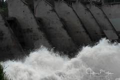 Vasona Dam-9014254 (Jeffrey Balfus (thx for 4 Million views)) Tags: sonyalpha sonya9mirrorless sonyilce9 fullframe 90mmf28macrogossprimelensmacrosel90m28g rapids water blackandwhite bw monochrome