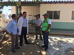 En el albergue rural Los Remedios en Santiago Jamiltepec trabajamos con los directivos para agendar actividades que refuercen acciones de Protección Civil