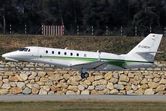 E-Aviation Citation Sovereign D-CMDH GRO 02/03/2019 (jordi757) Tags: airplanes avions nikon d300 gro lege girona costabrava cessna c680 citation sovereign eaviation dcmdh