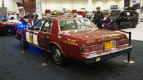 1979 Dodge St. Regis Minnesota State Patrol Car