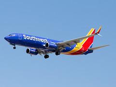 N8685B (ChrischMue) Tags: southwest airlines boeing b7378h4wl las vegas mccarran international klas n8685b