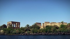 Philae Temple large view_Egypt (alex_vxxd) Tags: egypt temple philae architecture ruins sky