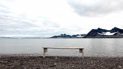Prepare for the nature' show (Mehdi LABIDI) Tags: voyage glace svea naturallight travel nikon d90 nature glacier lumierenaturelle lumiere water eau froid couleur color spitzberg svalbard northpole norge norway norvege sea polar arctic