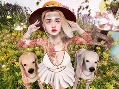 ♥♥♥ (ღ ღ[[J E SSIE ]] ღ ღ) Tags: belleepoque we3roleplay secondlife maitreya doux cute sl genus babyface