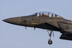McDonnell Douglas F-15E Strike Eagle - 08 (NickJ 1972) Tags: raf lakenheath mcdonnelldouglas f15 strike eagle 2019 aviation 900237 mo ares