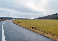 Line (jurgita_zuk) Tags: gothenburg göteborg sweden sverige line pathway street streetphotography park