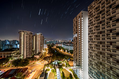 Singapore HDB startrails (Jazzfrey) Tags: startrails stars photography astrophotography night sky longexposure landscape nightphotography ig nightsky nikon milkyway galaxy shots india polaris photo nature travel love moon glass earth art dome firmament instagood space bhfyp singapore