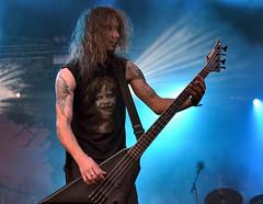 Speesy (Al Case) Tags: getaway rock festival kreator christian speesy giesler concert bassist live thrash heavy metal gavle sweden nikon d7000 nikkor 18200mm bass guitar al case
