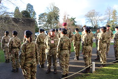 CCF Inspection 2019 (16) (Headington School, Oxford) Tags: u4 l5 u5 l6 u6 ccf middle sixthform headingtonschool
